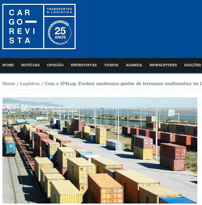 Julho 2018 - Revista Cargo